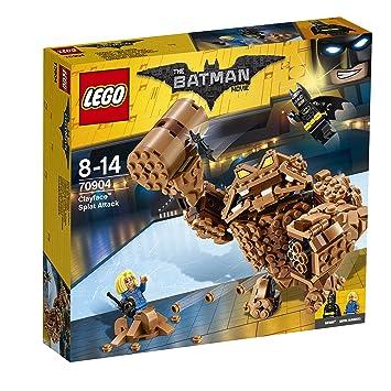 LEGO DC Comics 70904 Batman Movie Clayface Splat Attack Batman: LEGO ...