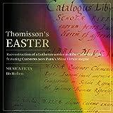 Thomisson's Easter