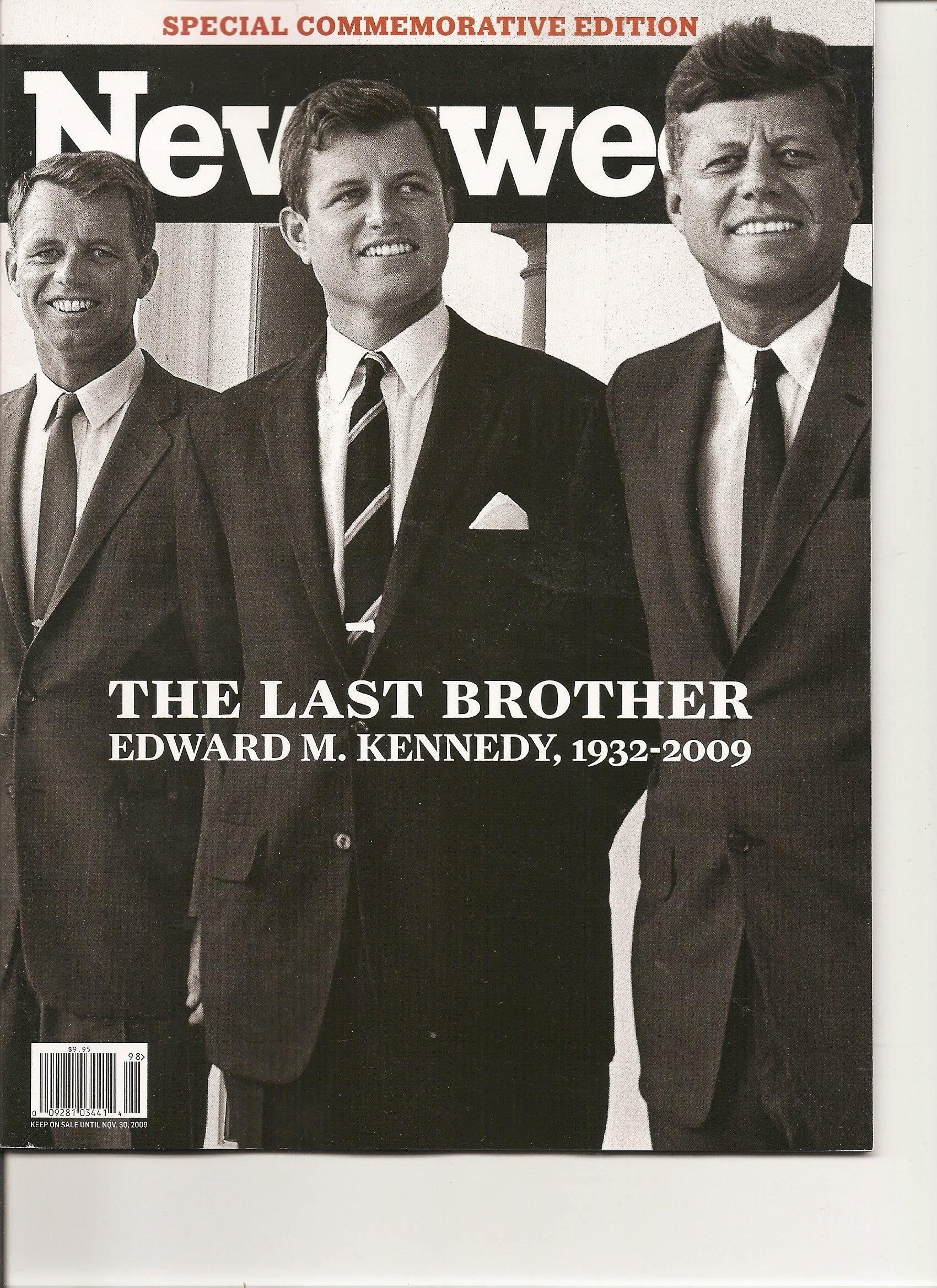 Download Newsweek Magazine (The Last Brother Edward M. Kennedy, November 30 2009) pdf