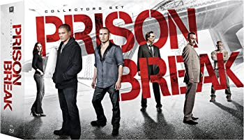 Prison Break Event Seasons 1-4 Complete Blu-ray Collection