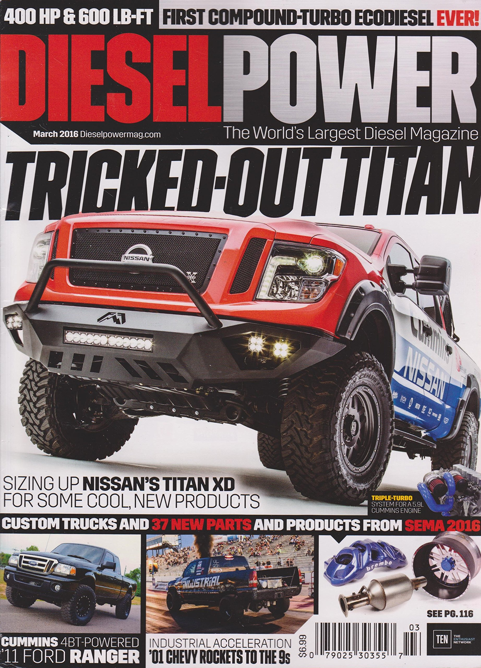 Diesel Power Magazine March 2016