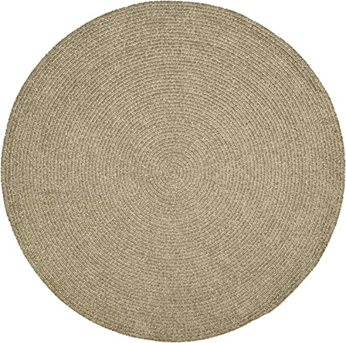 Better Trends Chenille Solid Braid Collection is Durable and Stain Resistant Reversible Indoor Area Utility Rug 100 Polyester