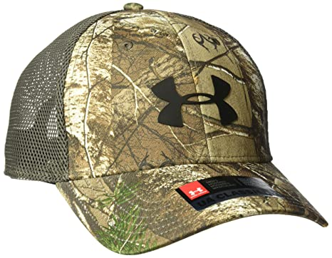 realtree under armour hat