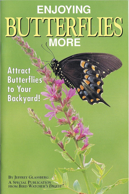 Bird Watchers Digest 365 Enjoying Butterflies More Booklet