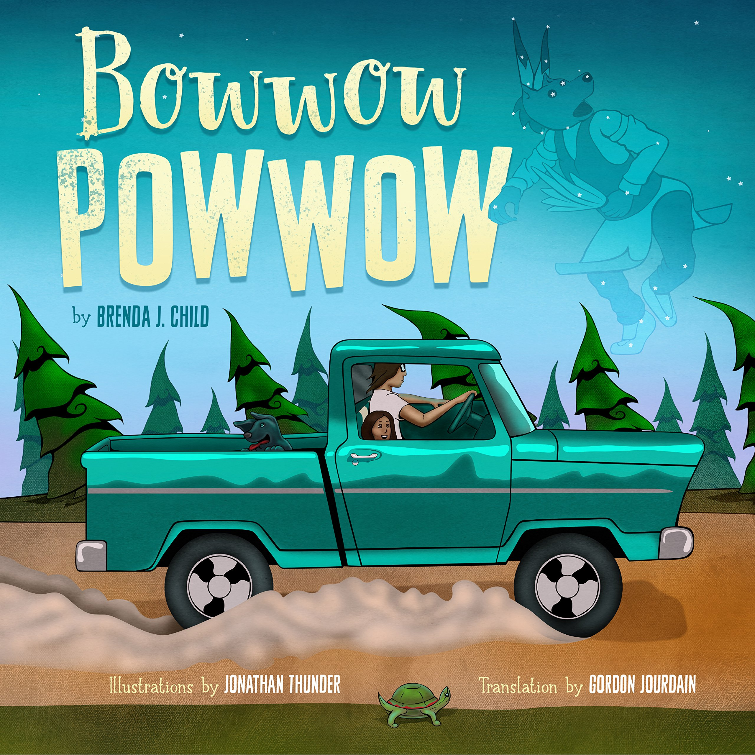 Image result for bow wow pow wow