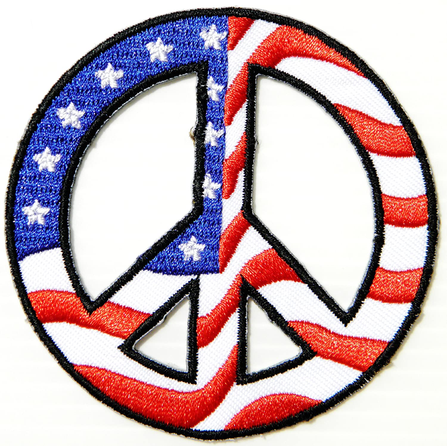 Amazon freedom usa flag peace corps sign symbol anti war amazon freedom usa flag peace corps sign symbol anti war hippie retro biker jacket t shirt vest patch sew iron on embroidered badge custom home biocorpaavc
