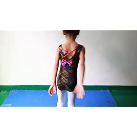 - A1aGa 2Bnw8NL - Girls Gymnastics Leotard Sparkle Scale Fancy Shiny