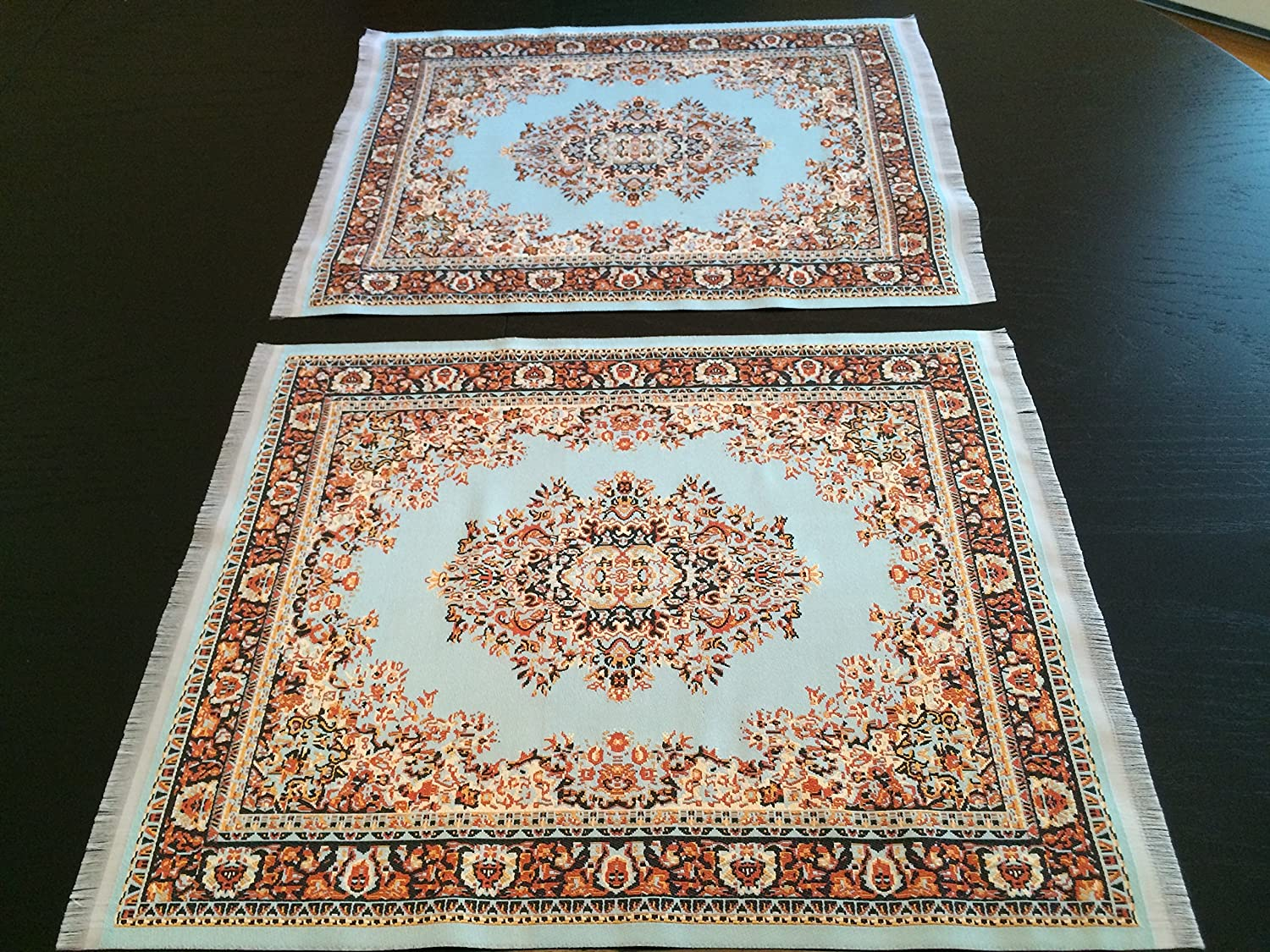 Amazon Set Of 2 Rug Placemats