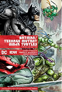 Batman/Teenage Mutant Ninja Turtles Vol. 1: James Tynion IV ...