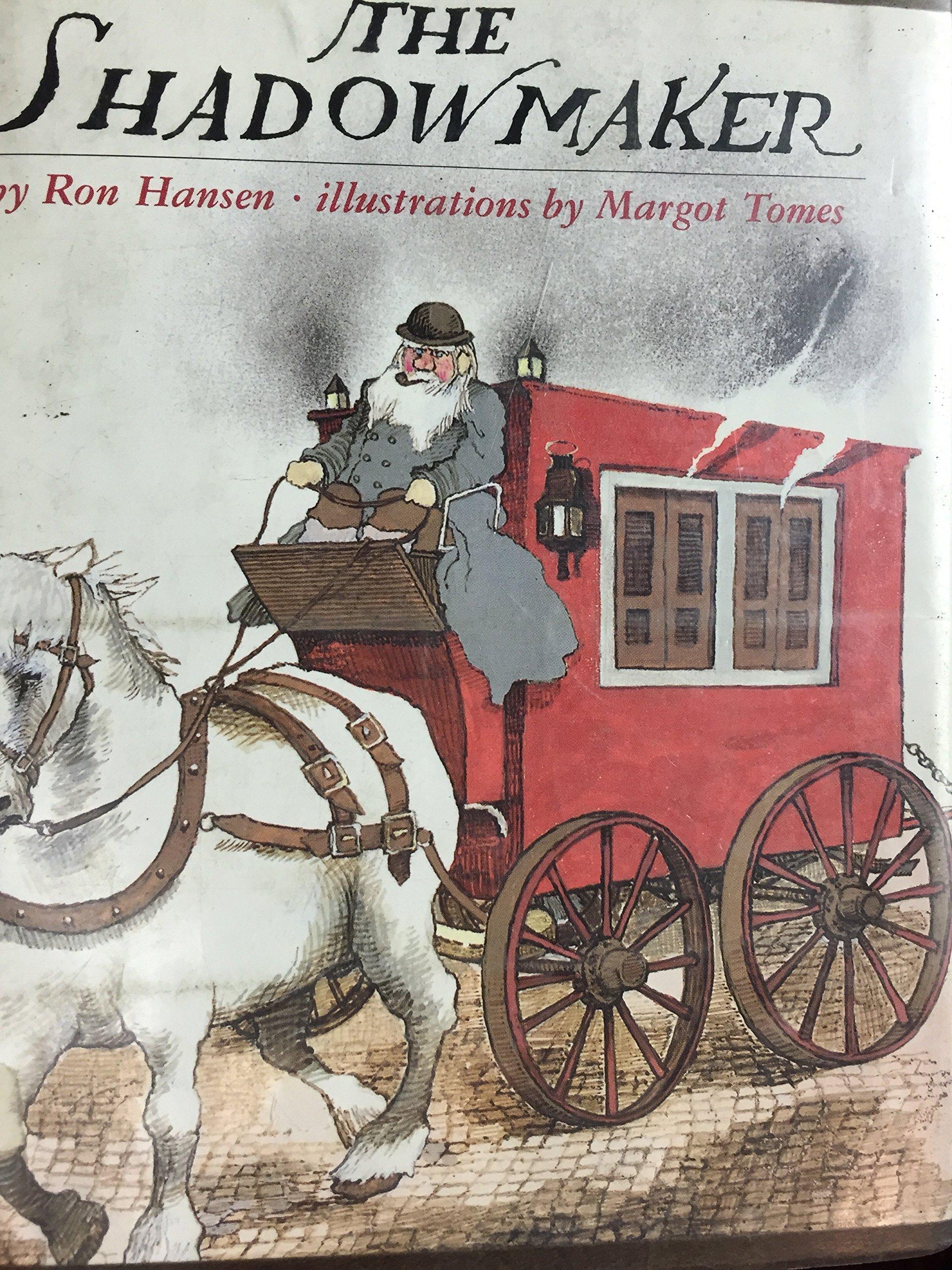 The Shadowmaker: Amazon.es: Hansen, Ron: Libros