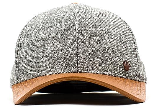 designer fashion 677fa cc4e2 No Bad Ideas Mobley Flexfit Hat Gray (Small Medium)