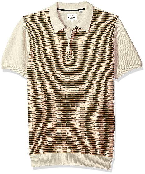 f6ae8f3dc Ben Sherman Men s Polo Shirt  Amazon.co.uk  Clothing
