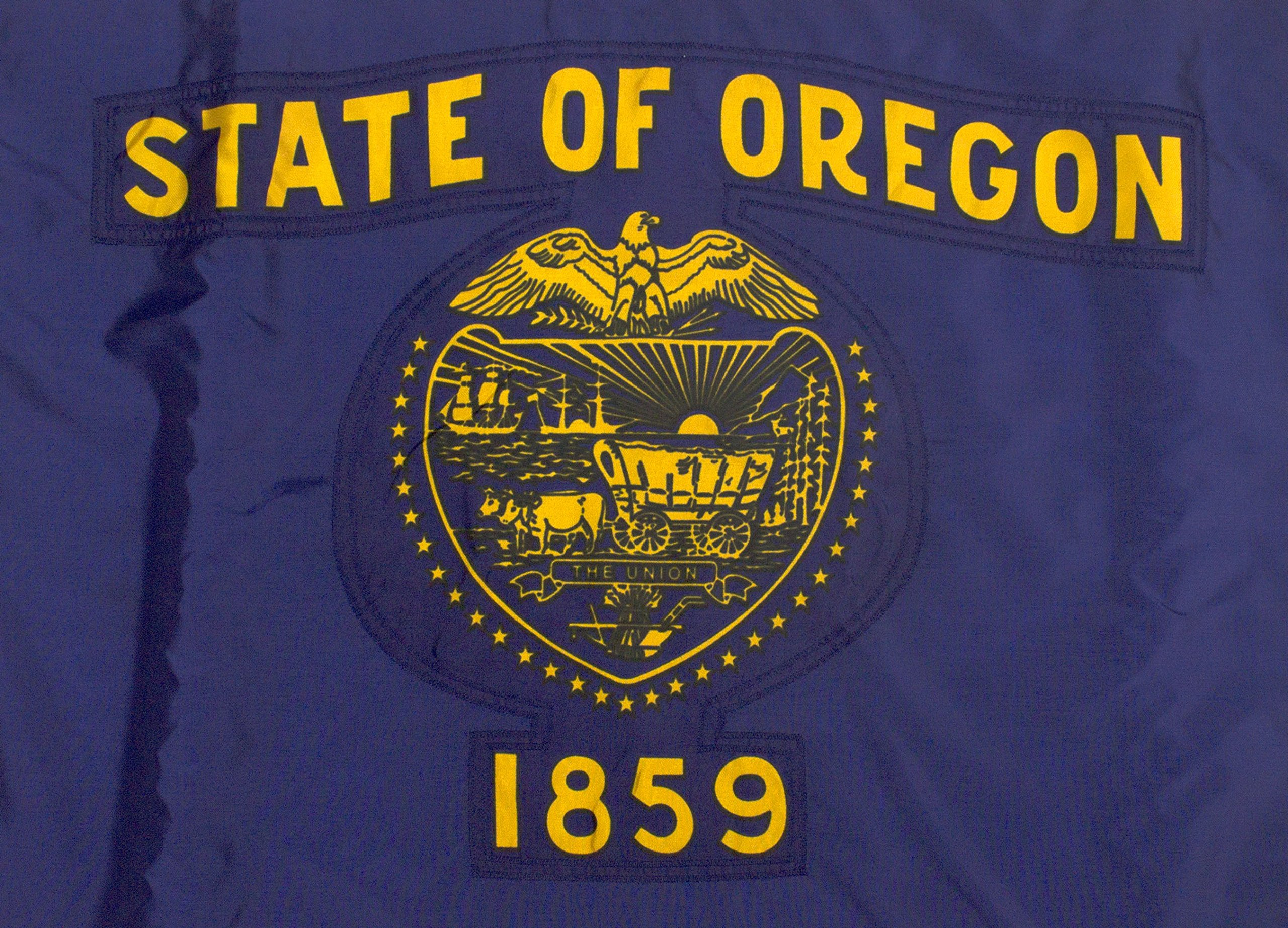 6x10ft Oregon Flag - Highest Quality Outdoor Nylon