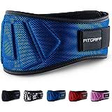 Fitgriff Gewichthebergürtel Fitness-Gürtel für Bodybuilding, Krafttraining, Gewichtheben und Crossfit Training - Trainingsgürtel für Damen und Herren