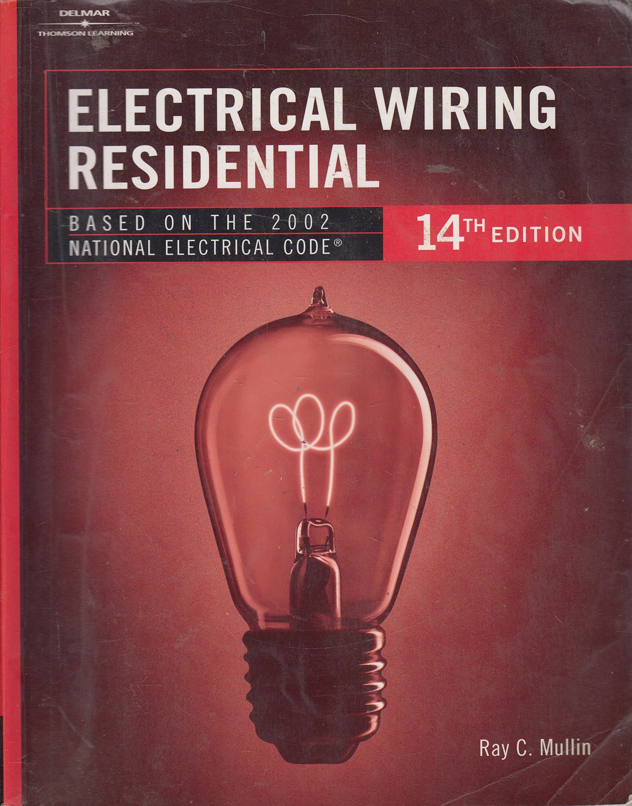 Electrical Wiring Residential Ray Mullin 9780766852501 Learning Books