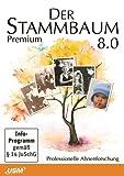 Stammbaum 8 Premium- Professionelle Ahnenforschung [Download]