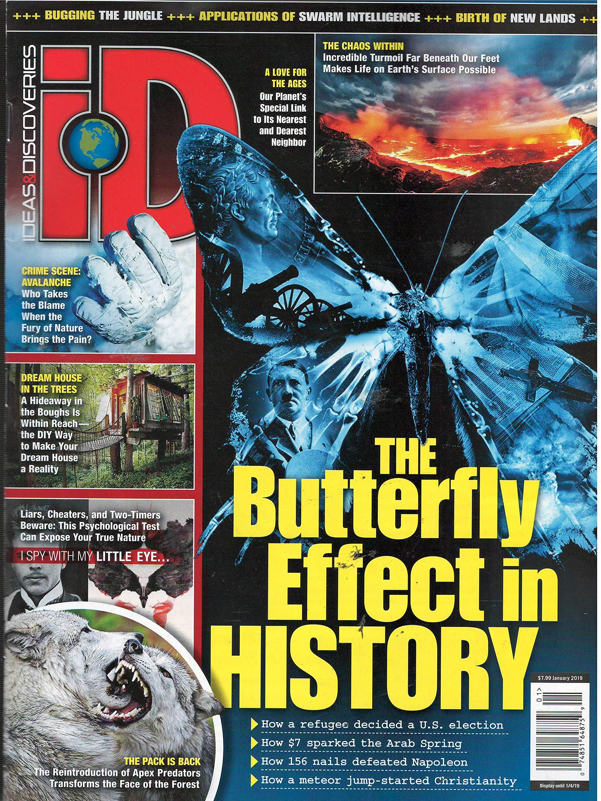 ID Ideas & Discoveries Magazine January 2019: Various ...
