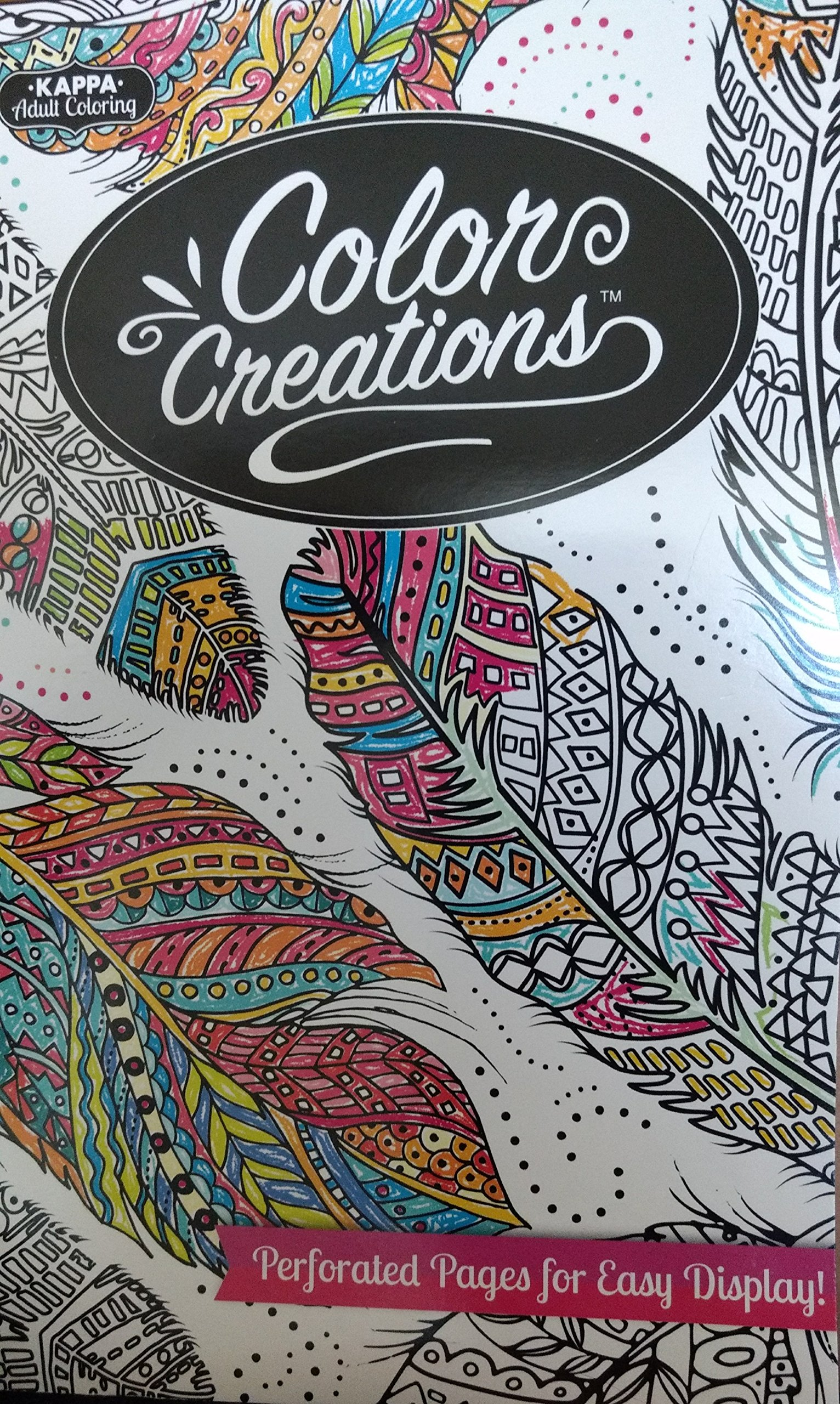Download Adult Coloring Color Creations (Assorted) pdf epub