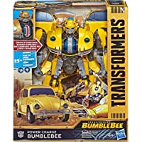Transformers - Bumblebee Power Charge (Bumblebee Movie), E0982EU4