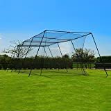 Vulcan Cricket Cage [New For 2016]   Exclusive Shape Batting Practice Nets    [