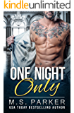 One Night Only (The Billionaire's Muse Book 3)