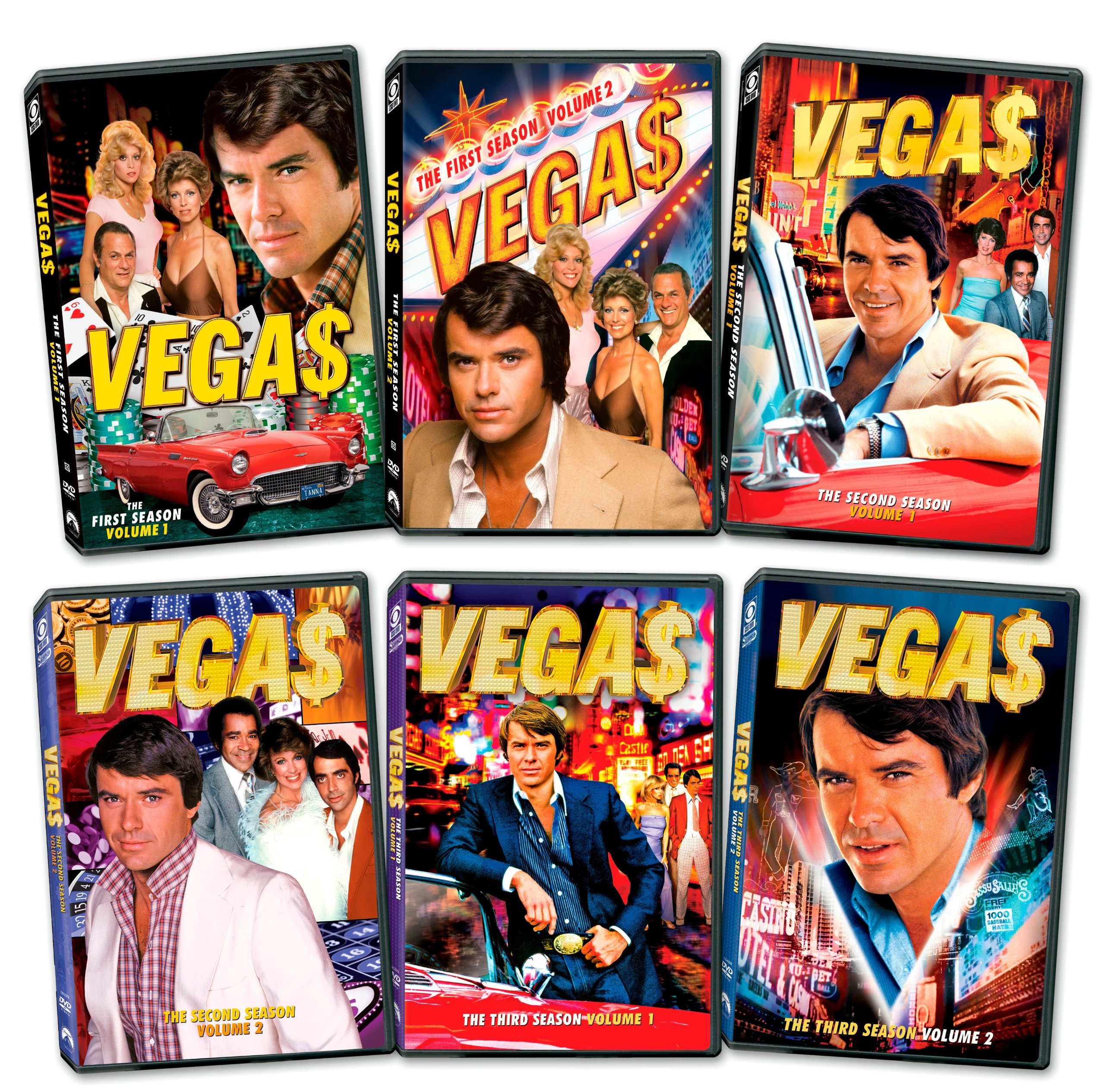 Vegas: The Complete Series by Paramount