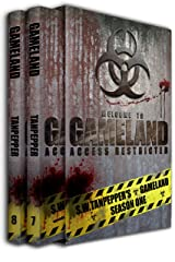 GAMELAND Episodes 7-8: Tag, You're Dead + Jacker's Code (S. W. Tanpepper's GAMELAND (Season One) Book 4) Kindle Edition