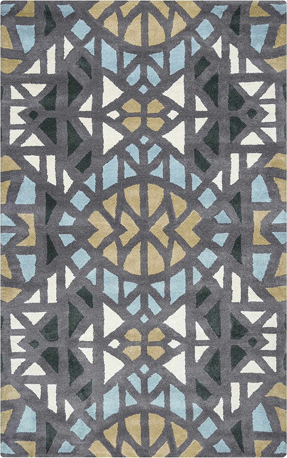 Rizzy Home Bradberry Downs Collection BD8601 Hand-Tufted Area Rug