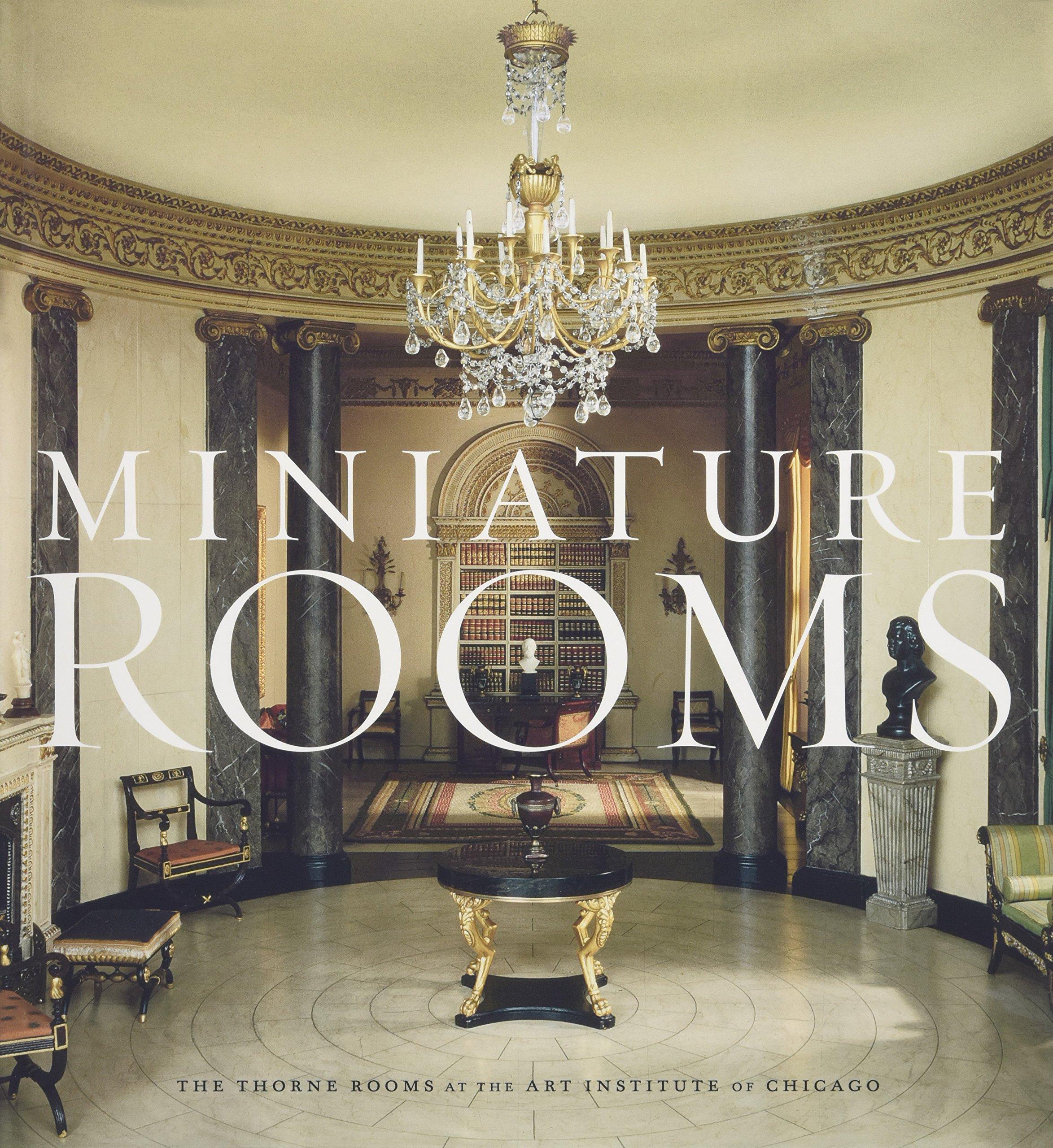 Miniature Rooms Thorne Institute Chicago product image
