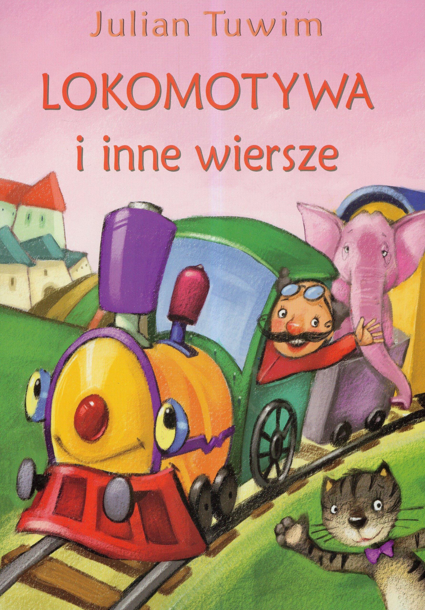 Lokomotywa I Inne Wiersze Amazones Julian Tuwim Libros