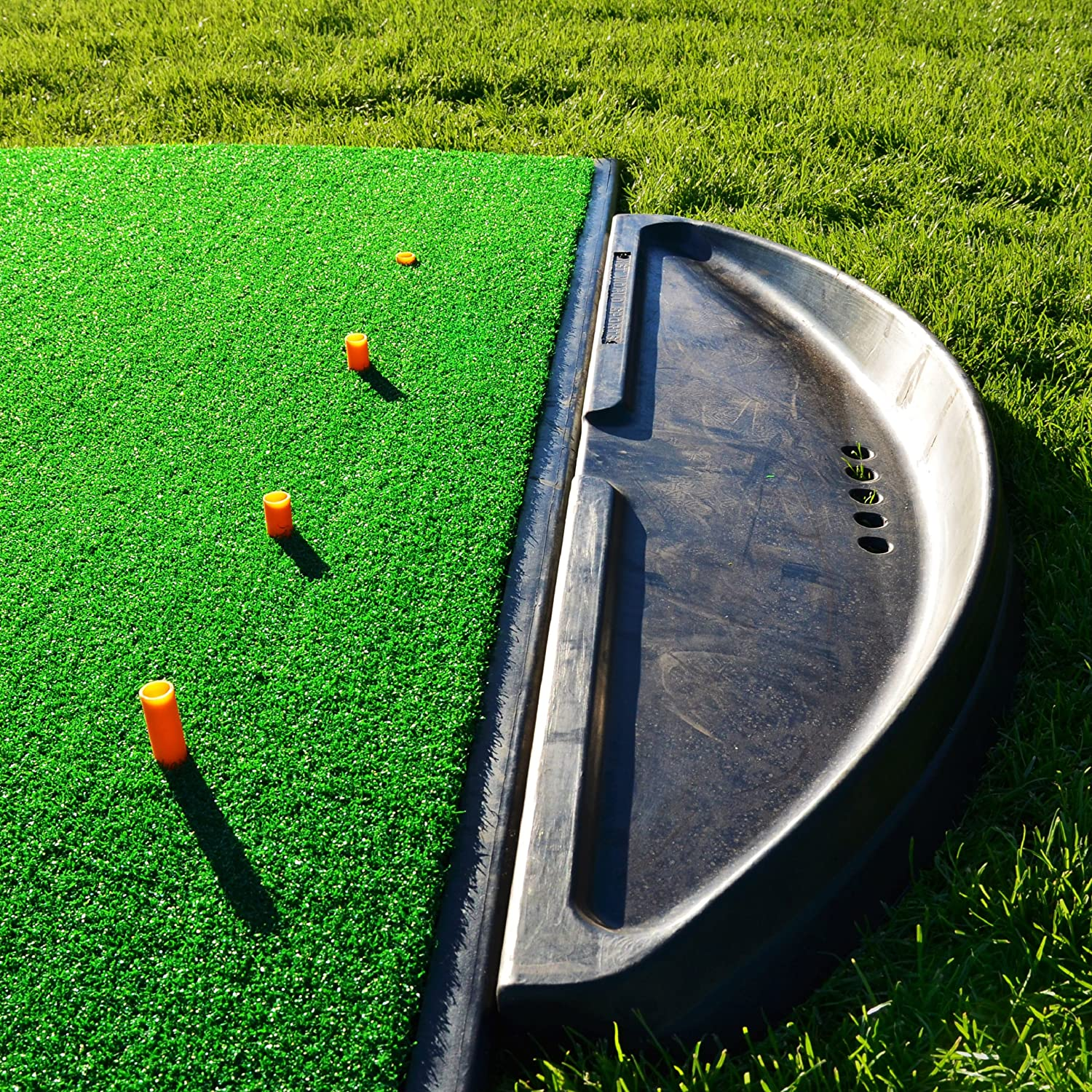 indoor durapro elite sports use hitting x heavy golf outdoor amazon real country feel mats com club outdoors dp mat duty