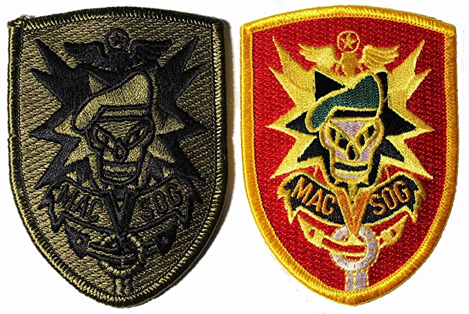 Amazon. Com: macv sog patch: everything else.