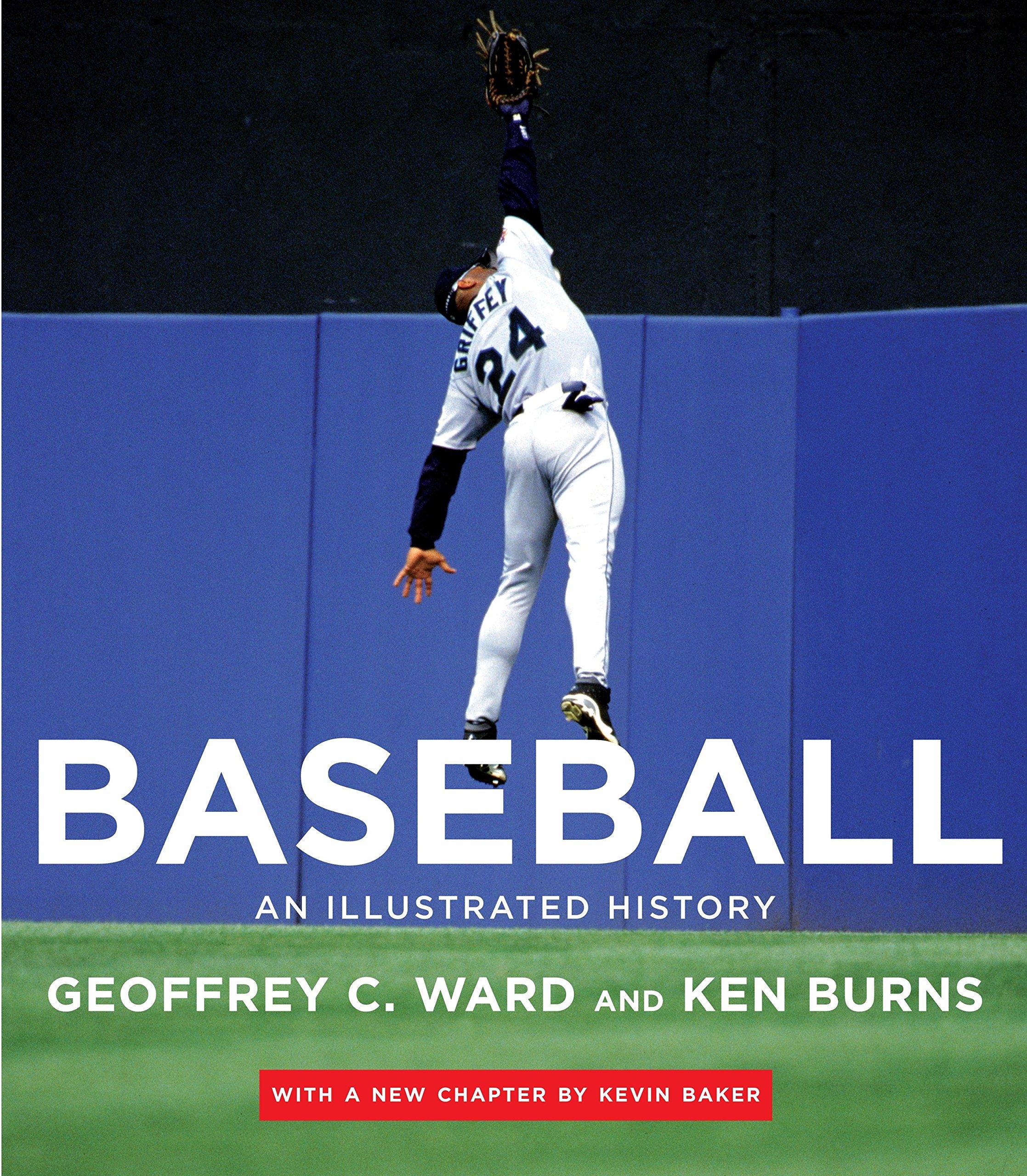 Baseball: An Illustrated History por Geoffrey C. Ward