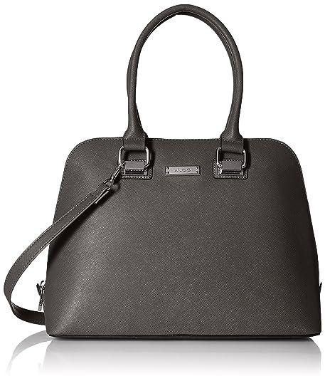 9713d701ad8 Aldo Women s Top Handle Handbag (Dark Grey