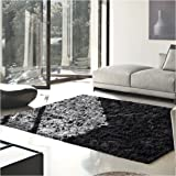 Amazon Com Faux Sheepskin Area Rug 3 X5 White Kitchen