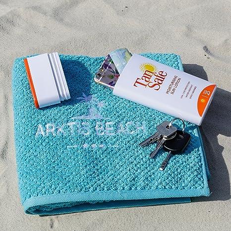 TanSafe Smartphone Safe Playa – Playa Fuerte para Objetos de Valor ...