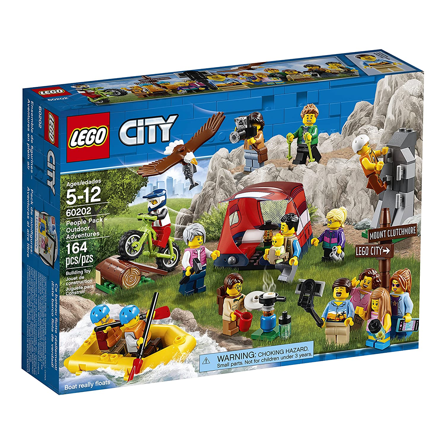 amazon lego city people pack outdoor adventures 60202 building kit