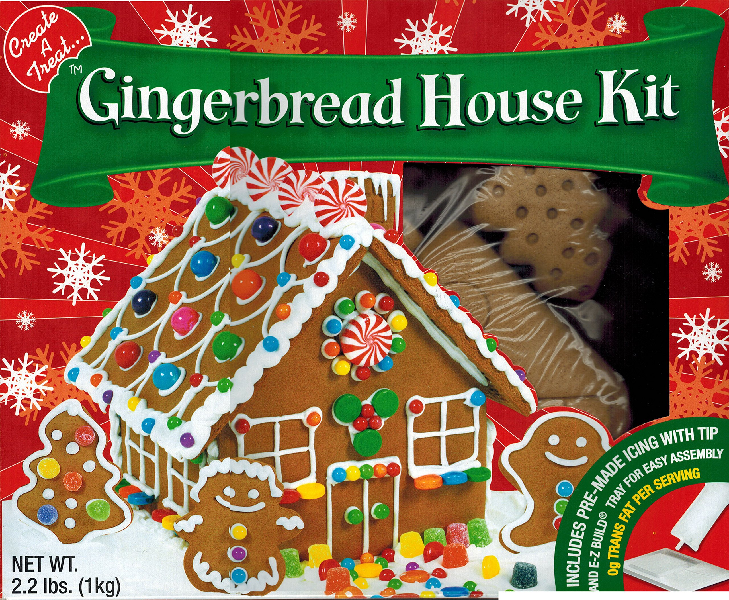 create a treat gingerbread house kit 220 lb