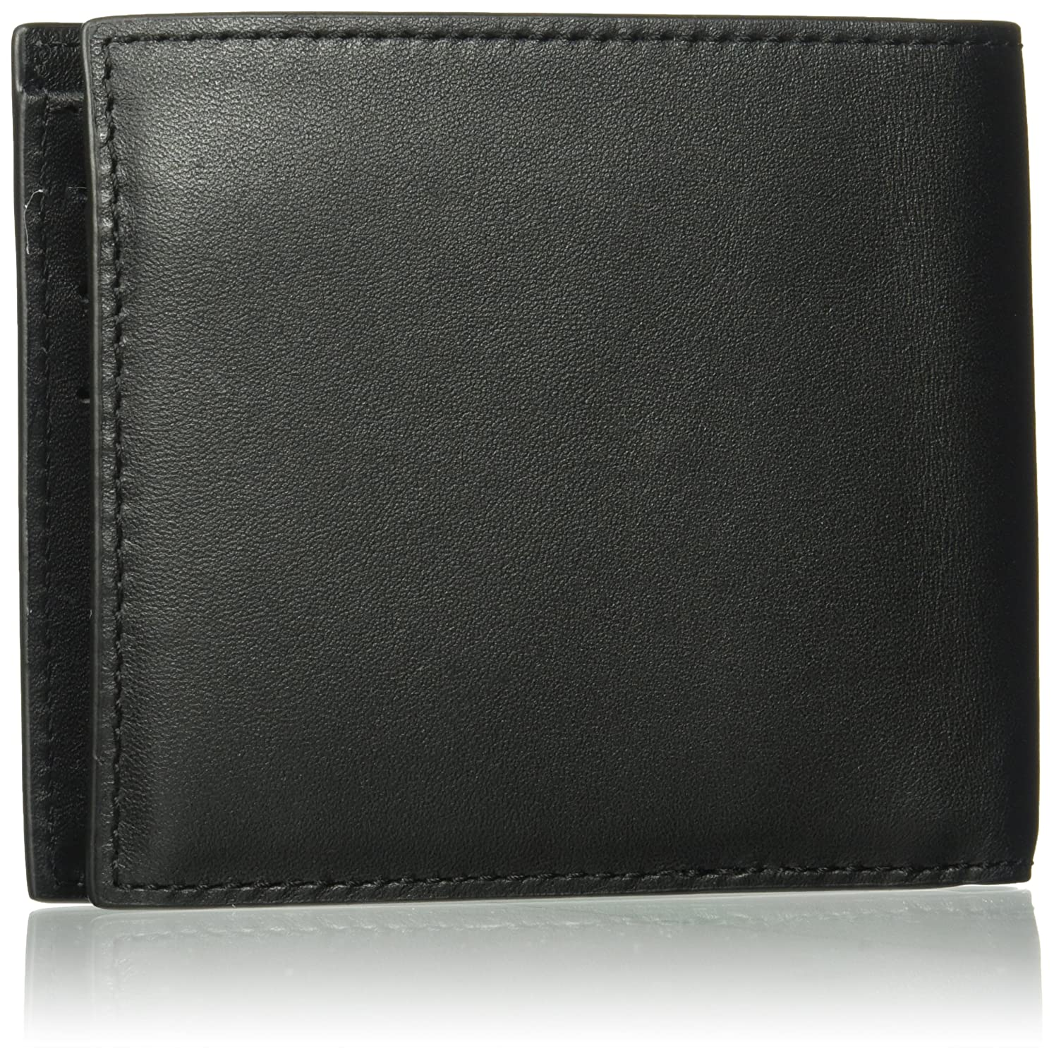 7f7b63ee91 Lacoste Men's Fitzgerald Leather Billfold Wallet, Black, One Size:  Amazon.ca: Clothing & Accessories