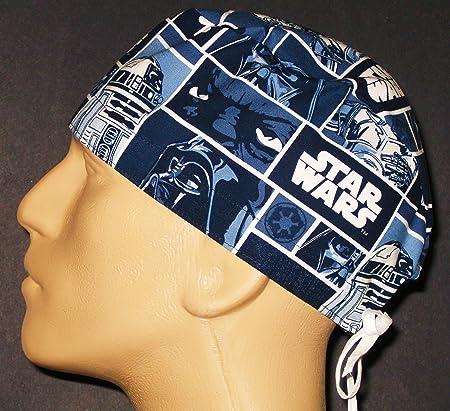 Star Wars Scrub Hat Scrub Hat Star Wars Surgical Hat Surgical Hat Skull Cap Chemo hat CHef Hat