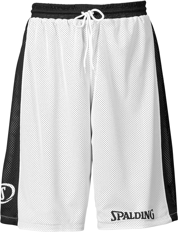 TALLA 4XL. Spalding Hose & Shorts Essential Reversible - Pantalones Cortos de Baloncesto para Mujer