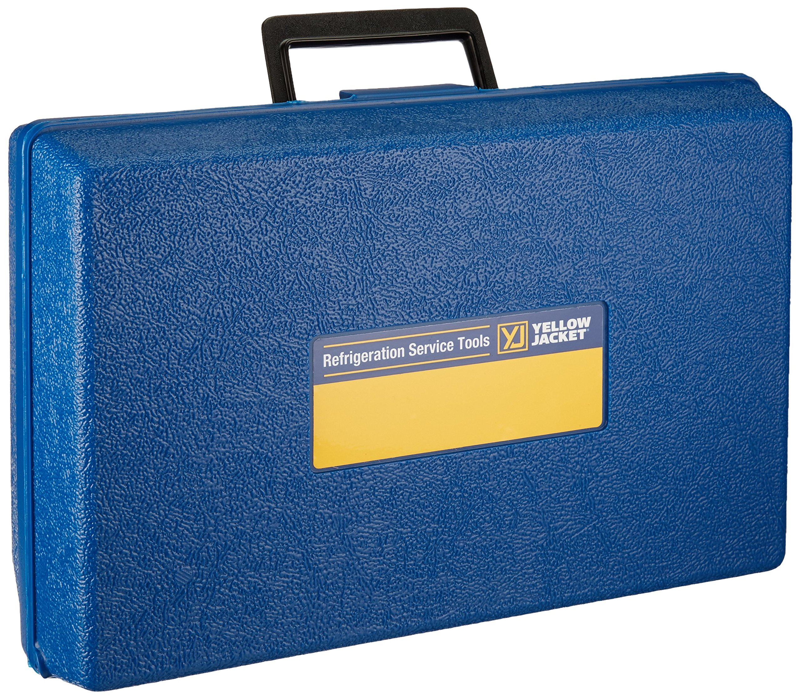 Yellow Jacket 40261 Series 41 Manifold Carrying Case, 13-1/2'' x 10'' x 3-1/2'', Blue