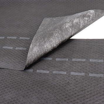 Lámina de impermeabilización del techo, banda de encofrado ...