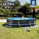 Intex 16ft X 48in Ultra XTR Pool Set with Sand