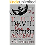 The Devil has a British Accent Book Two: Cary: A Movie Star Paranormal Multicultural Romance (White Carpet Series 2)