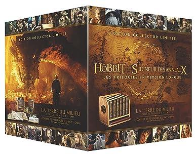 Conception innovante extrêmement unique lisse Blu-ray le hobbit et le seigneur des anneaux, les trilogies ...
