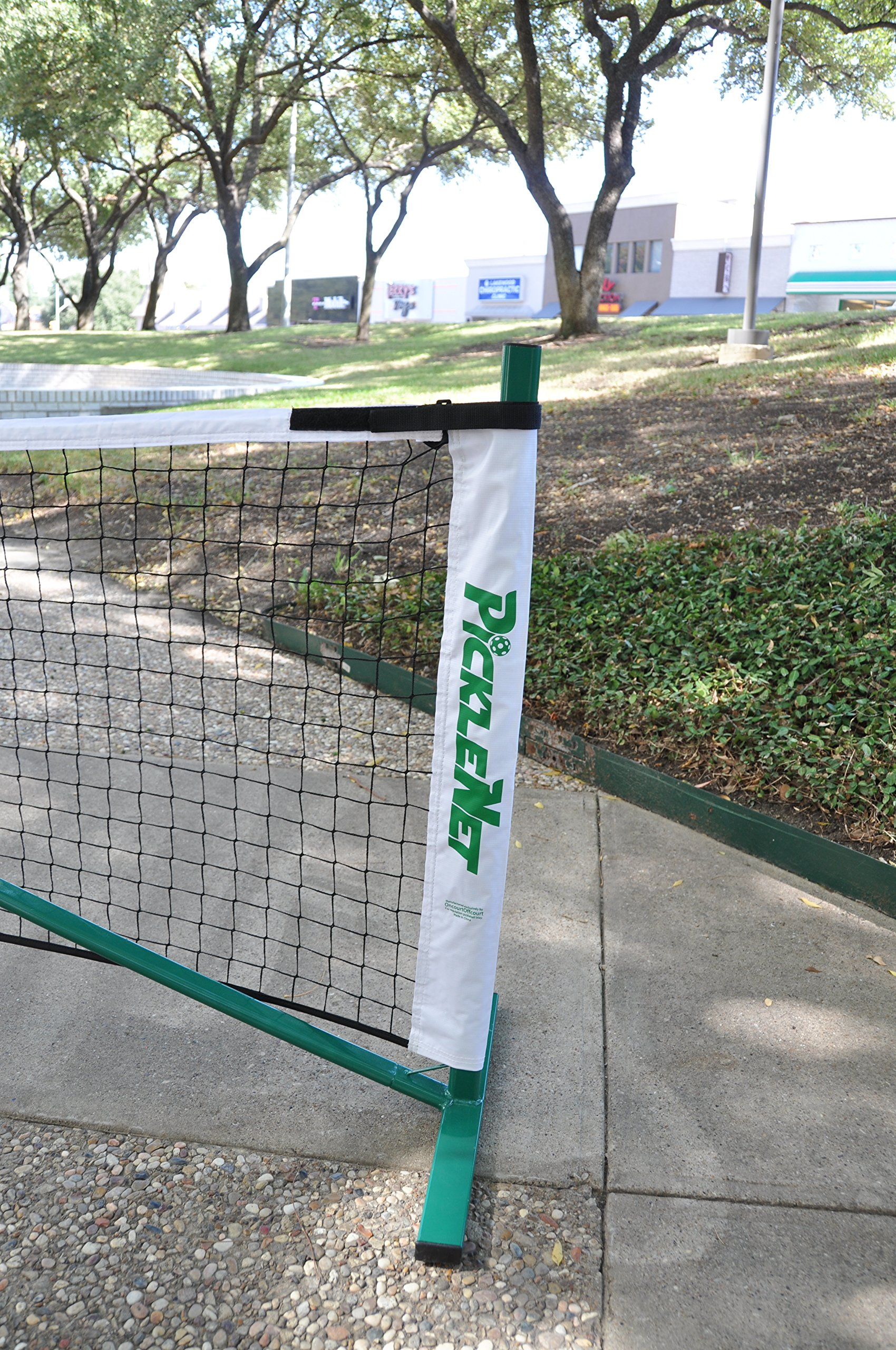 OnCourt OffCourt PickleNet - Easy Assembly / Official Pickleball Size by Oncourt Offcourt (Image #6)