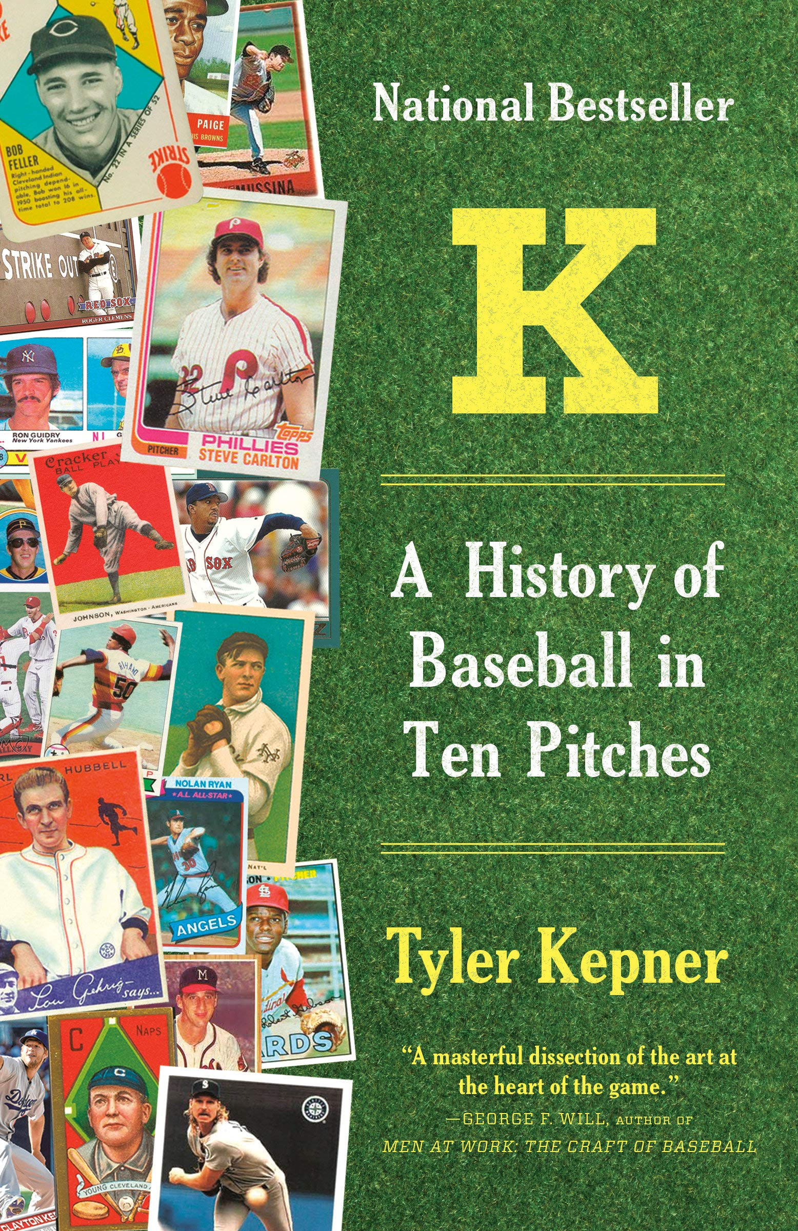 Okay: A History of Baseball in Ten Pitches
