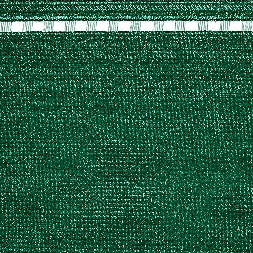 Tenax Malla Tejida para ocultación, Coimbra, Verde, 5000 x 0.1 x 100 cm, 1 a150190: Amazon.es: Jardín