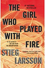 The Girl Who Played with Fire (Millennium Series Book 2) Kindle Edition
